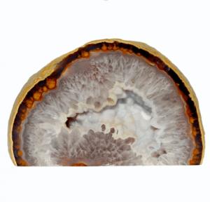 Agate Plate Home Decor