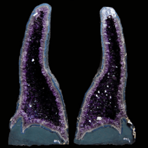 Amethyst Wing Cathedrals