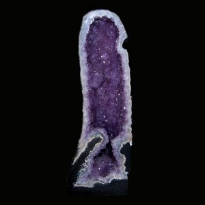 Amethyst Geode Decor