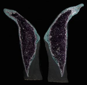 Amethyst Cathedral Wings
