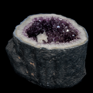 Amethyst Round Base