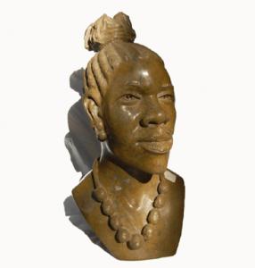 Rare Statue Carving