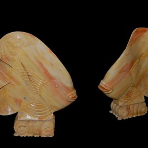 Fish Marble Carvings