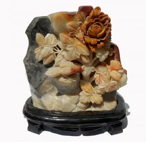 Geode Rock Carvings