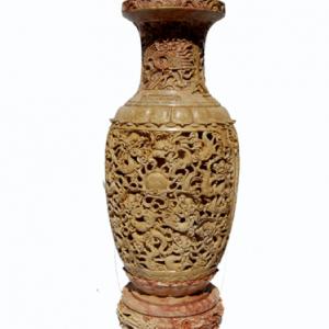 Vase Carving Specimen