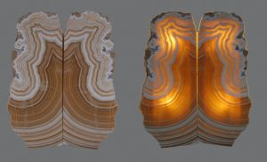 Geode Lamps Wings