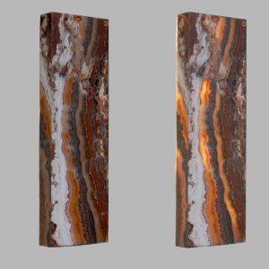 Geode Lamps Vertical
