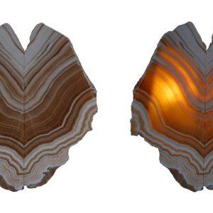 Geode Lamps