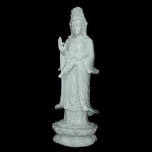 Marble Statute White
