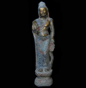 Specimen Antique Marble Statute