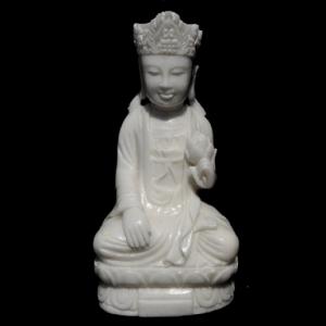 Marble Statute Praying