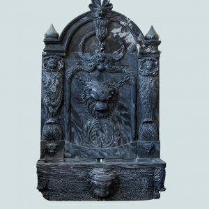 Black Marble Statute