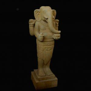 Elephant Specimen Statue