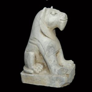 Rare Tiger Statue
